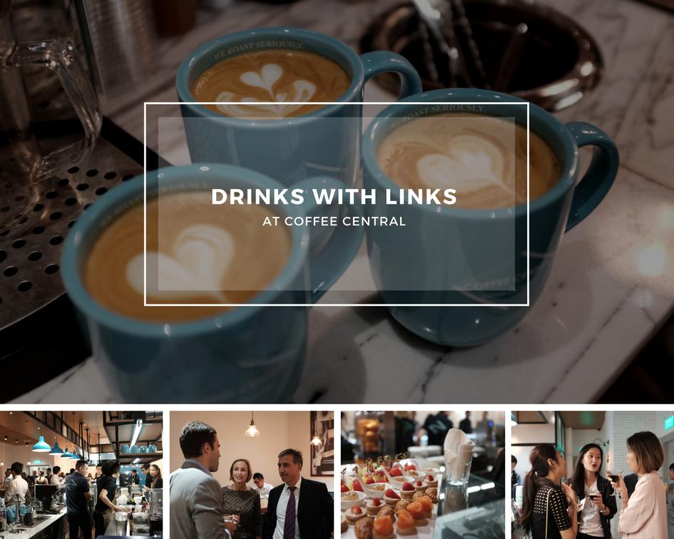 Links client appreciation event Feature
