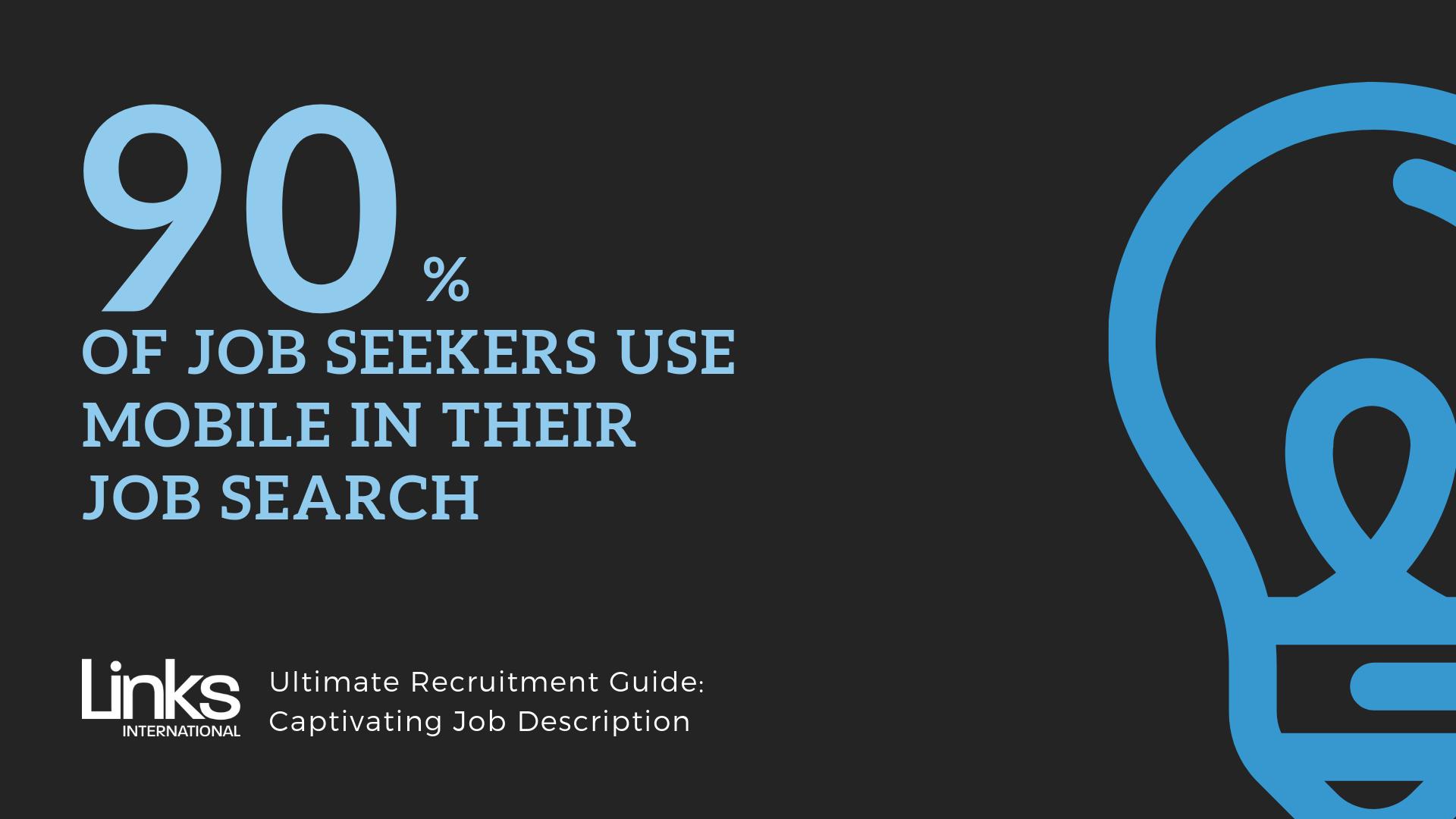 Ultimate Job Description Quide- Statistics