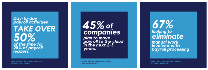 top 8 payroll mistakes